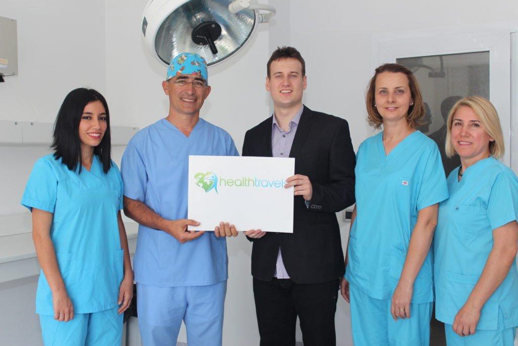 Kosten einer Augenbrauentransplantation in der Türkei