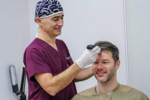 haarrasur vor haartransplantation