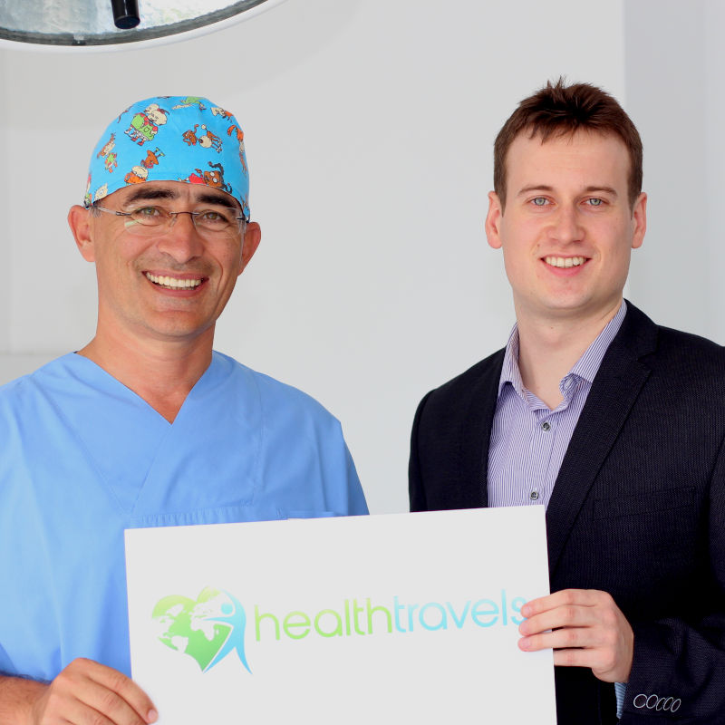Health Travels und Dr. Sahinoglu
