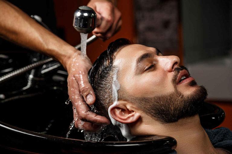 Welches Shampoo nach Haartransplantation