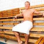 Sauna nach Haartransplantation
